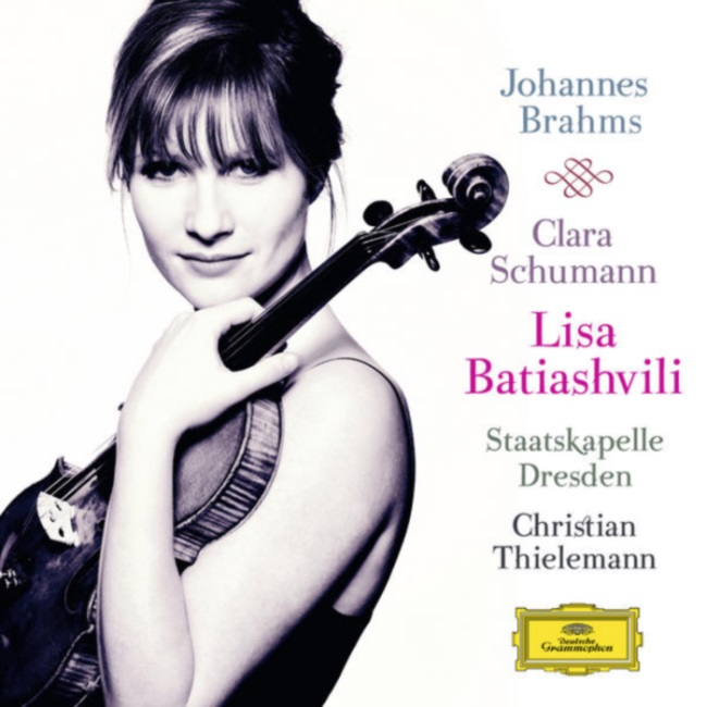 Lisa Batiashvili performance on DG 0289 479 0086 3 CD DDD GH (2013)