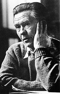 photo of Poet William Stafford