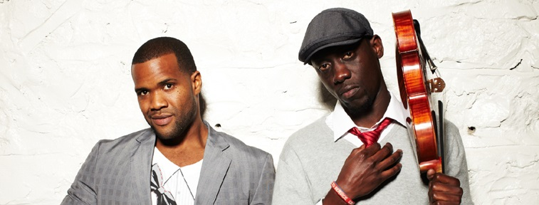 Black Violin reviewed by DarkViolin Feb 2015