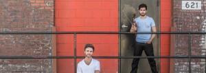 Duo del Sol with Javier Orman, featured on DarkViolin.com
