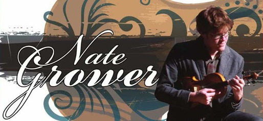 Nate Grower fiddle on Patuxtent Records, featured on Darkviolin.com