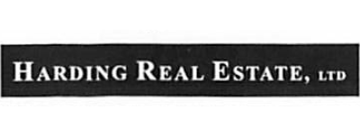logo for Harding Real Estate - sponsor