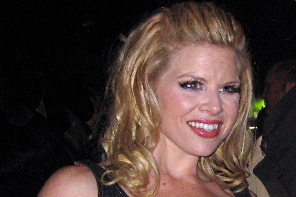 Megan Hilty via Wikipedia Commons