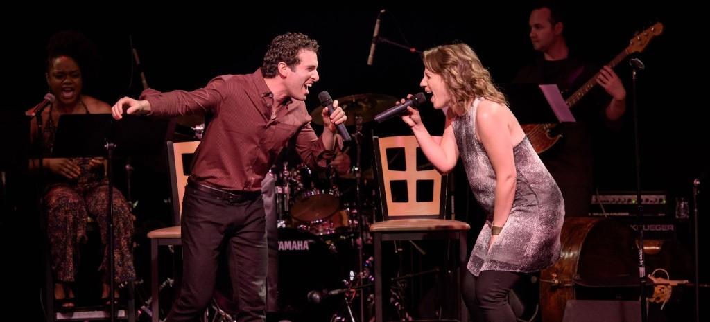6.14.15 Jessie & Jarrod 1 - Steve Silberstein photo
