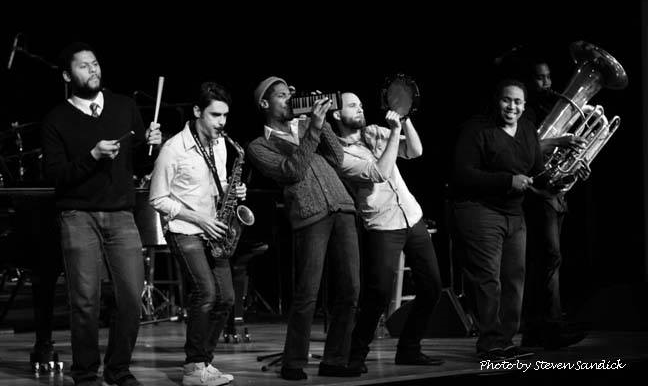 Jon Batiste and Stay Human photo by S Sandick