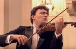 "Maxim Vengerov in ""Playing by Heart"" Warner Classic TV"