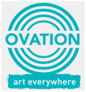 Ovation Arts Logo