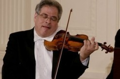 Itzhak Perlman at White House 2007