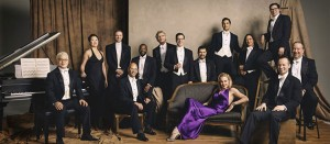 Pink Martini at Landmark on Main Street - photo via the artist and the venue