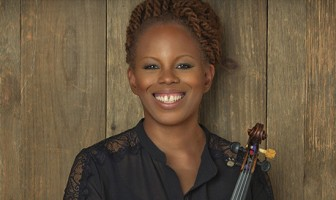 Photo of Regina Carter via the artist and Landmark