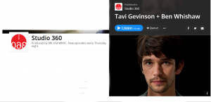 tavi-gevinson-ben-whishaw-on-studio360 http://bit.ly/1TtzkVp