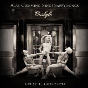 Album cover for Alan Cumming Sings Sappy Songs