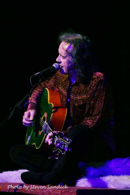 Donovan at Landmark, photo by Stephen Sandick