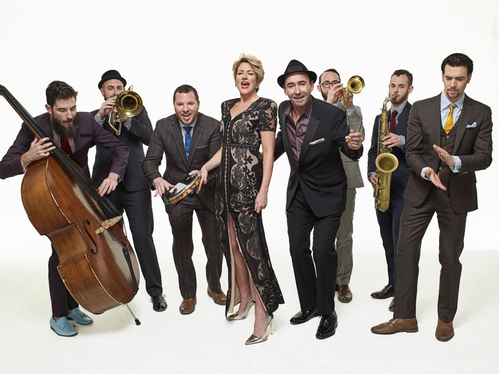 Hot Sardines - Press Photo (c) by Joseph Cultice