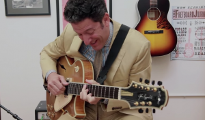 John Pizzarelli via Freboard Journal via YouTube