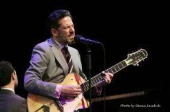 John Pizzarelli Quartet Landmark on Main St 2016-12