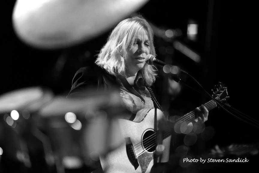 Rickie Lee Jones at Landmark October 2017 Photo by Steven Sandick